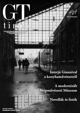 541d9b62bd GT Times - ART különszám by GT Times Magazin - issuu