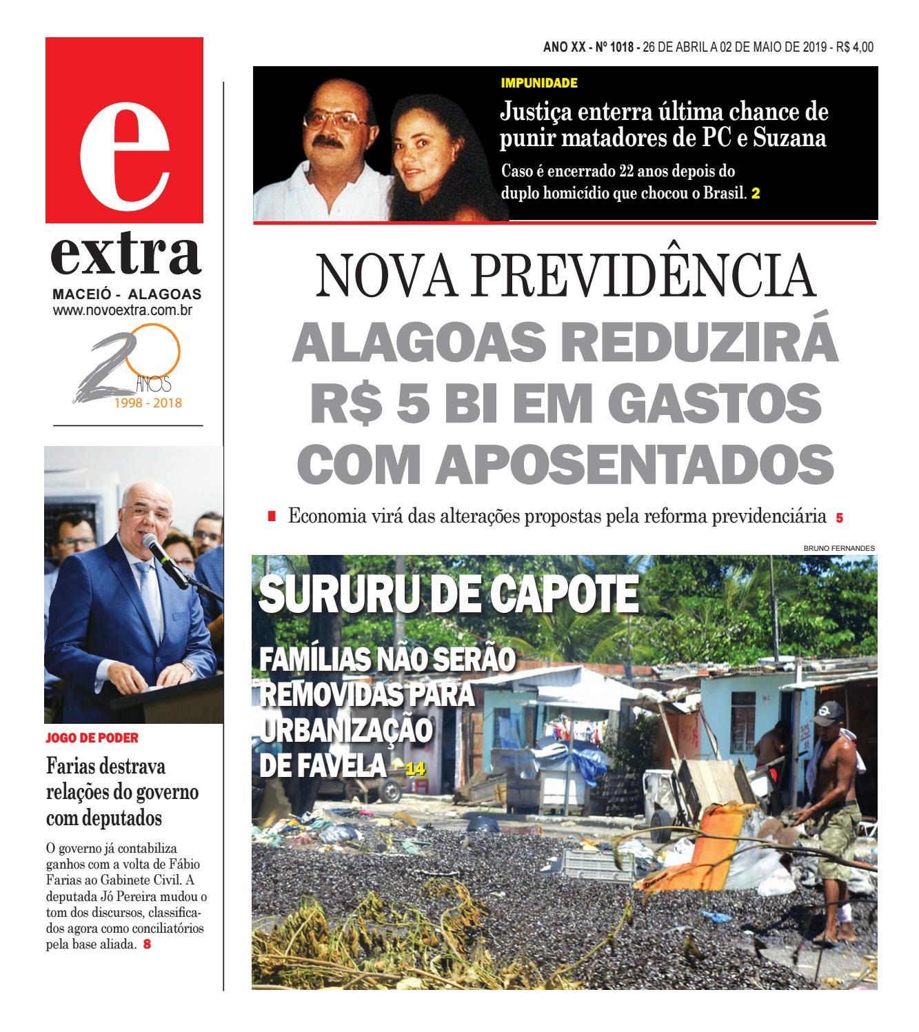c7ac8acea Edição 1018 by Jornal Extra - issuu