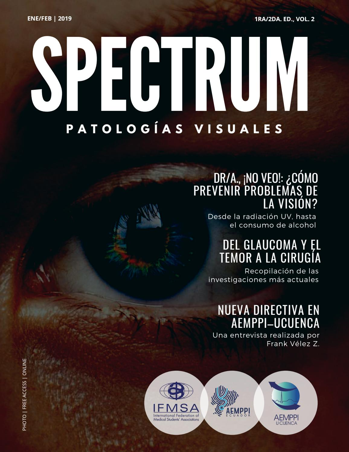 Hipertensión arterial y trastornos de la visión uk