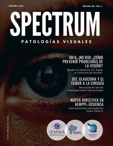 0769971ec0 SPECTRUM: Patologías Visuales 1a./2a. Ed. VOL 2 2019 Desde 2017 ...