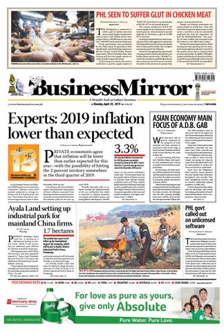 93c6988b1 BusinessMirror April 29, 2019 by BusinessMirror - issuu