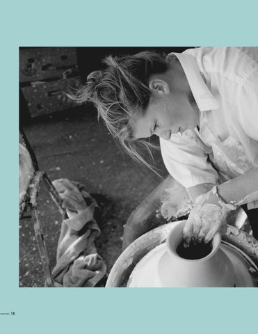Page 12 of Interview with Ceramics Artist Sarah Klapp