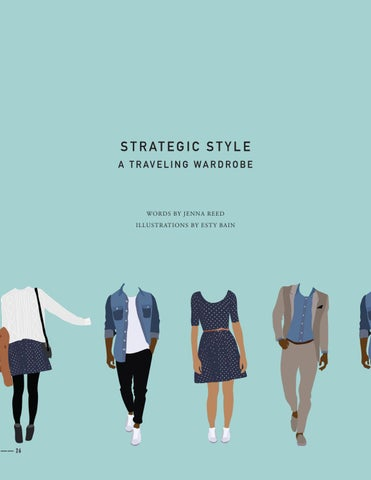Page 28 of Strategic Style: A Traveling Wardrobe