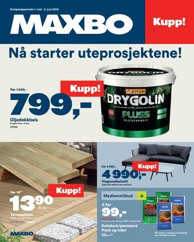 Ypperlig Maxbo kampanje - 1. mai til 2. juni by Maxbo kampanje - issuu PQ-87