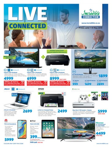 IC Live Connected 7 - 19 May 2019 by Jdgdigital - issuu