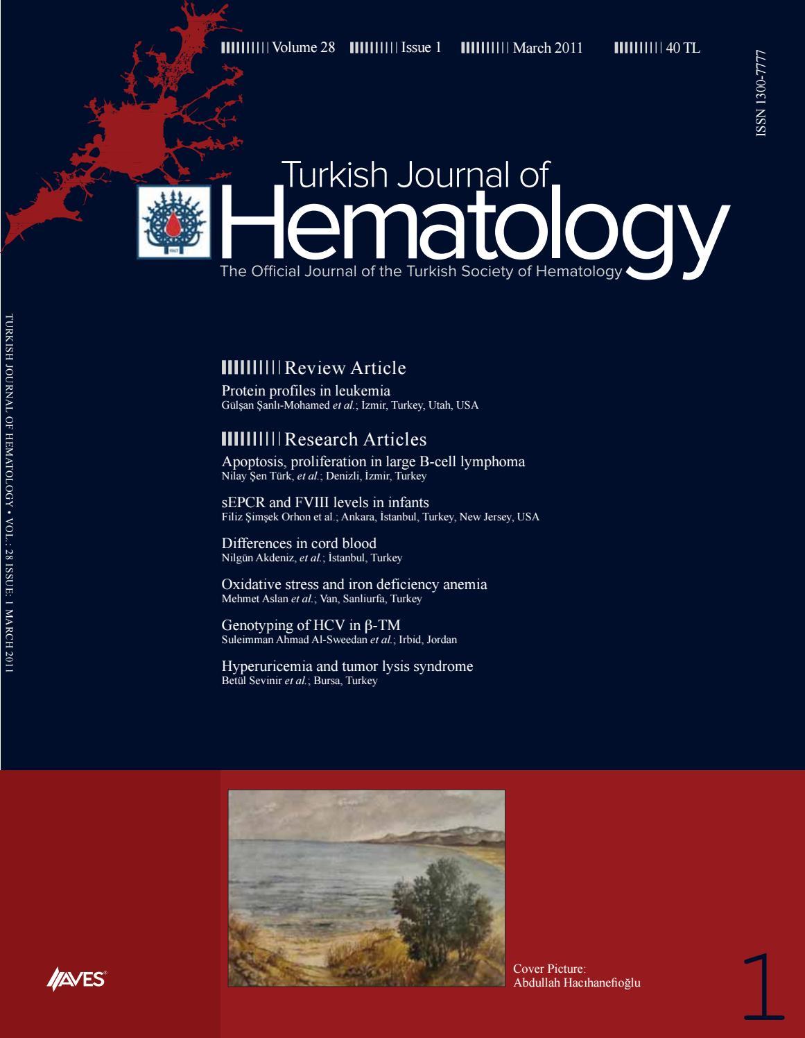 tjh-2011-1 by LookUs Scientific - issuu