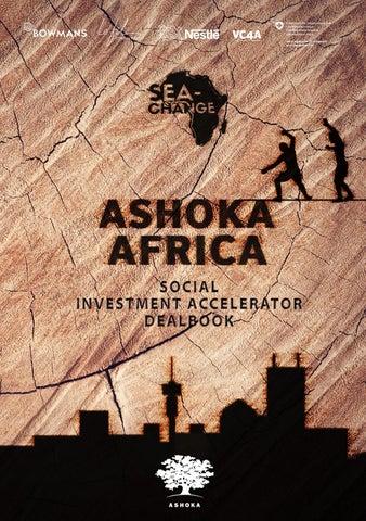 Ashoka Changemakers - Issuu