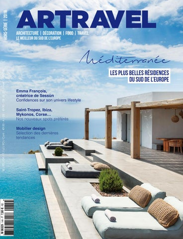 Artravel Hors Serie Mediterranee 2018 By Artravel Magazine