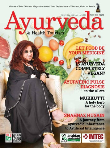 Ayurveda Vol 14 Issue 2 Low Res by Ayurveda & Health Tourism