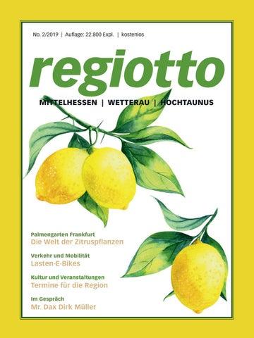 Regiotto Mittelhessen Wetterau Hochtaunus By Wa Burger Issuu