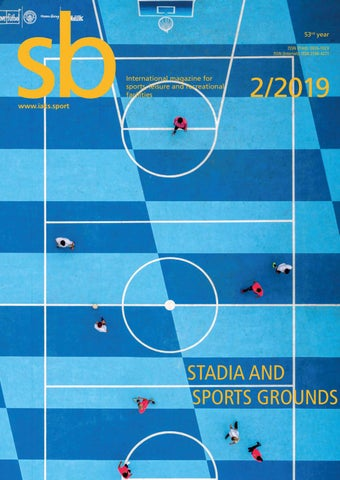 sb 2/2019 (english) by IAKS e V  - issuu