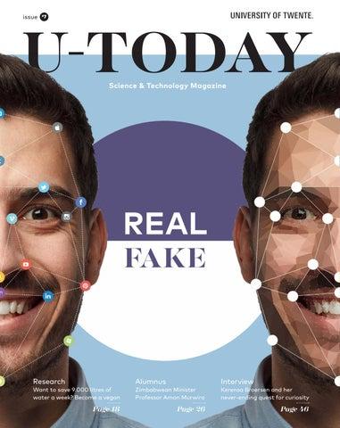 dec81ec10cc609 U-Today Science   Technology Magazine  7 by Redactie U-Today - issuu