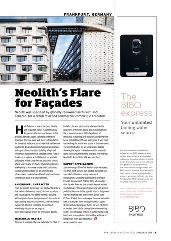 Page 13 of Neolith's Flare for Façades