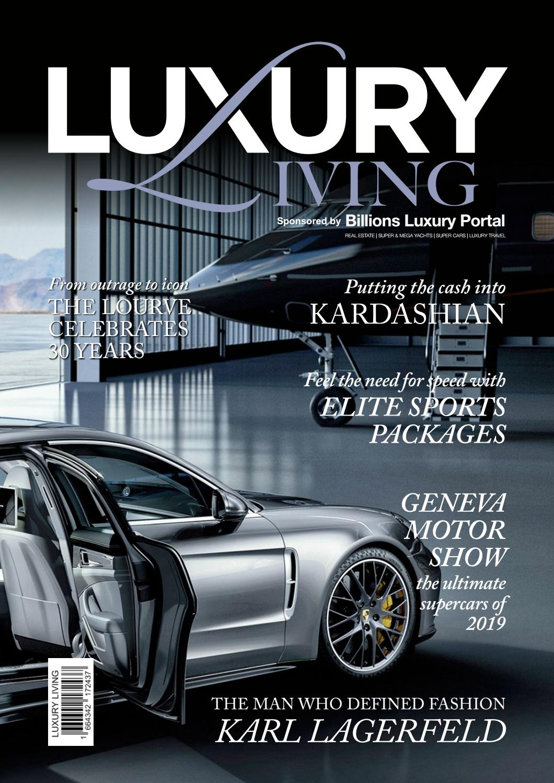 Luxury Living Magazine By Billions Luxury Portal Issuu