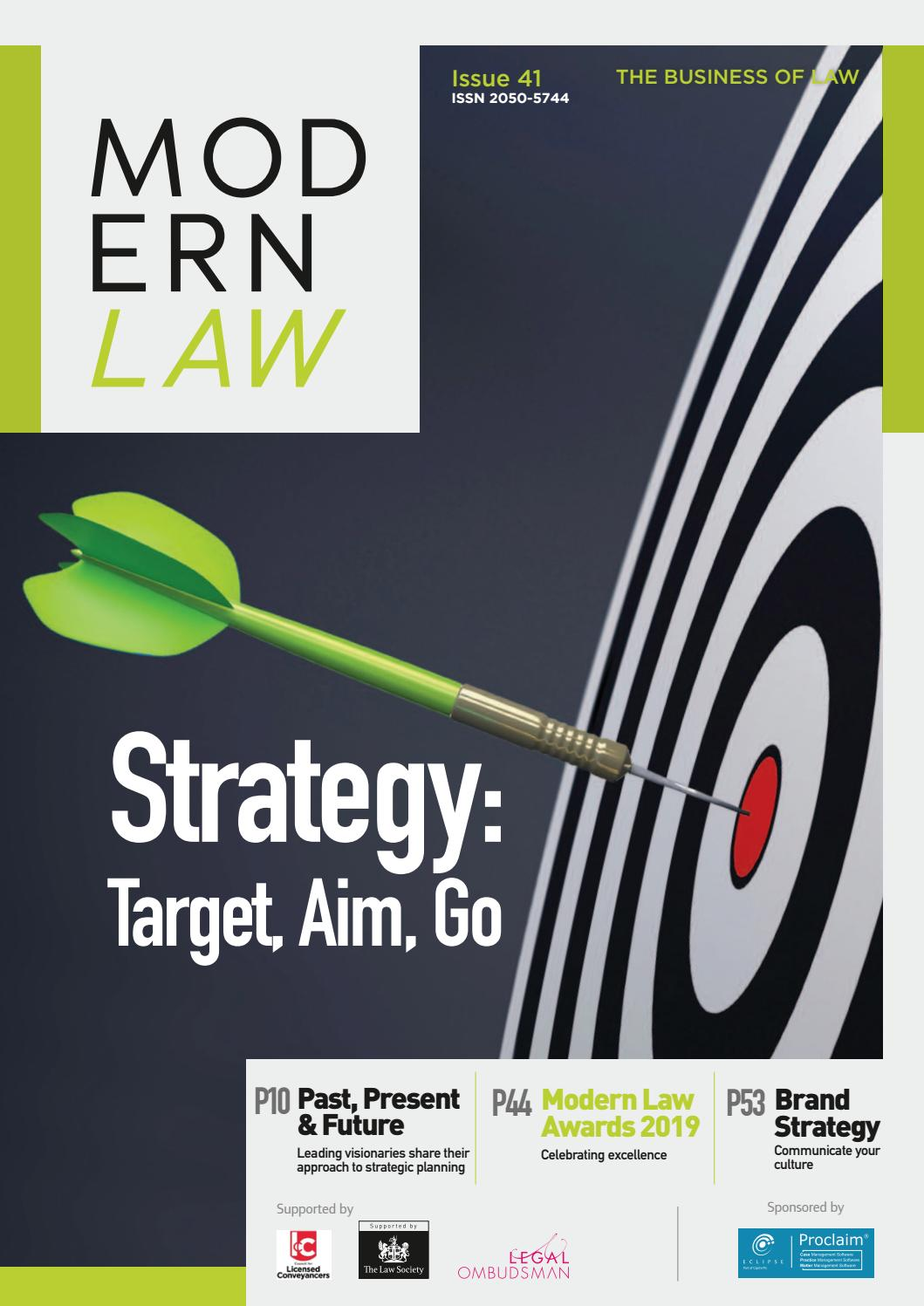 Modern Law Magazine Issue 41 by Charlton Grant - issuu