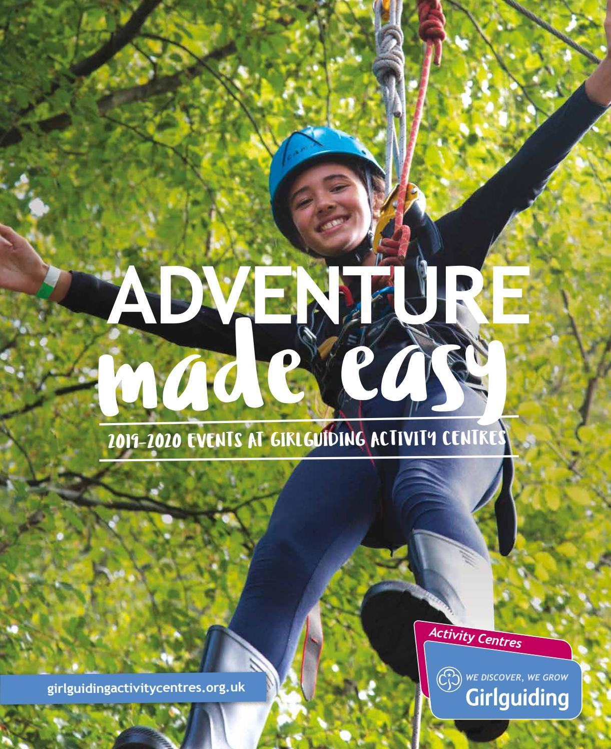 5273806a0da Adventure Made Easy 2019-2020 by Girlguiding - issuu