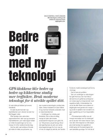 best website 0da5e f65e2 Page 8 of Bedre golf med ny teknologi ...