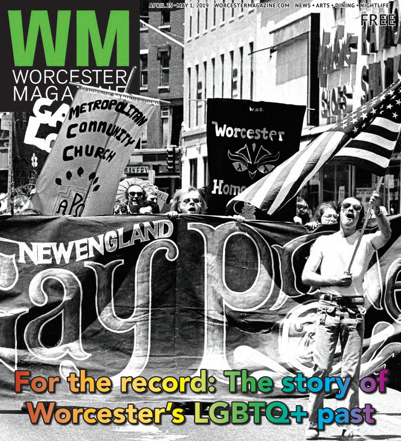 Worcester Magazine April 25 - May 1, 2019 by Worcester