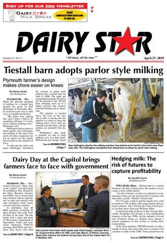 Im A Farmer Hat I Love My Cows District Distressed Dad Cap