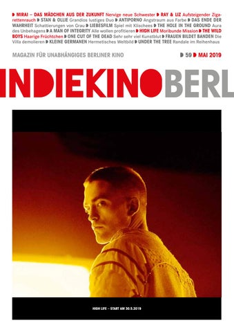 Indiekino Berlin Magazin 59 Mai 2019 By Indiekino Berlin