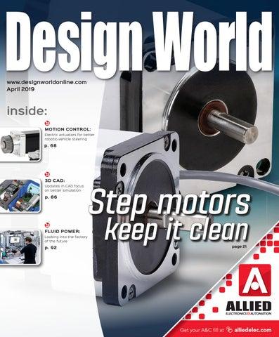DESIGN WORLD APRIL 2019 by WTWH Media LLC - issuu
