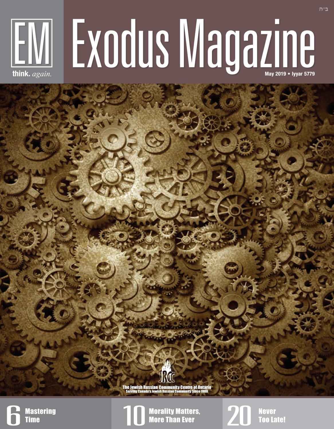 May 2019 by Exodus Magazine - issuu