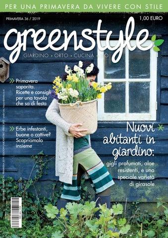 Ha Fiori Gialli A Grappolo Iper.Greenstyle Primavera 2019 By Edizioni Laboratorio Verde Issuu