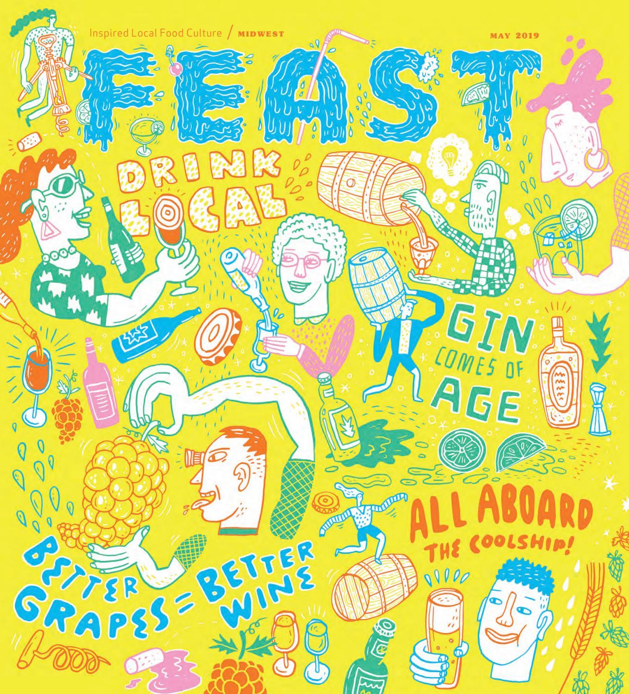 May 2019 Feast Magazine by Feast Magazine - issuu