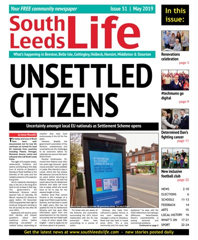 South Leeds Life 51 May 2019 by South Leeds Life - issuu