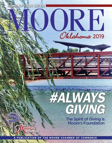 Moore, Oklahoma Digital Publication - Town Square Publications