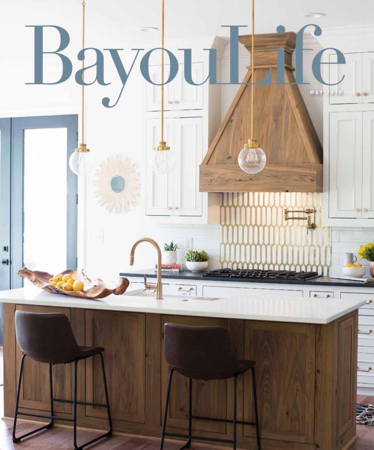 dab717f21f4 BayouLife Magazine May 2019 by BayouLife Magazine - issuu