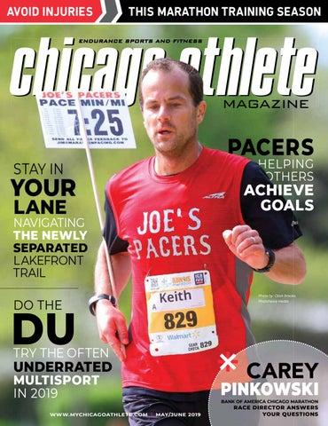 dbb3ec9068 Chicago Athlete Magazine March/April Issue by Kelli L - issuu