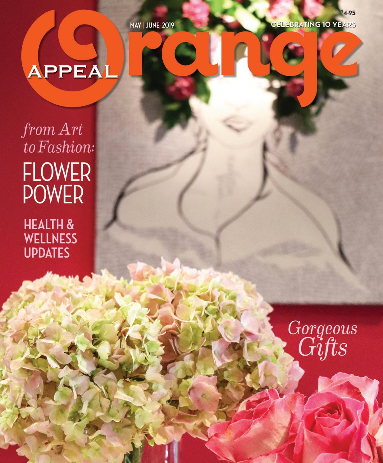ccd1d40d35 Orange Appeal May/June 2019 by Orange Appeal - issuu