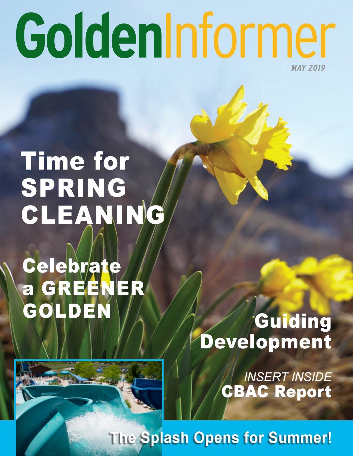 Golden Informer - May 2019