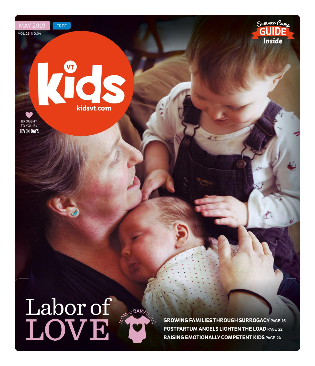 Kids Vt May 2019 By Kids Vt Issuu