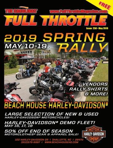 4cd133161 June 2019 - Issue #251 by The Carolinas' Full Throttle Magazine - issuu