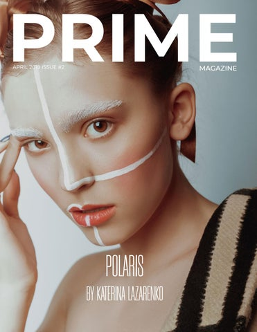 Page 1 of PRIME MAG Issue #2 April 2019