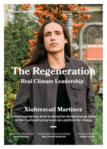 The Regeneration • Issue No 4 by Kyle Calian - issuu