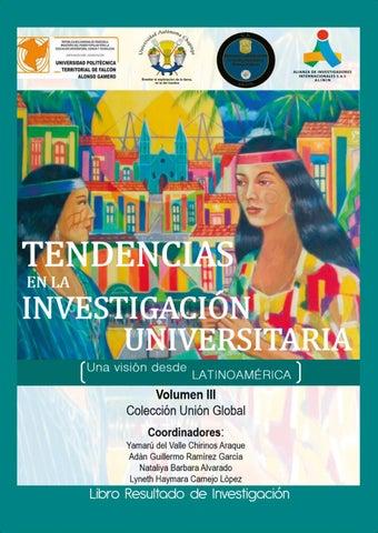 eb0cc17830 Tendencias en la investigaciòn universitaria by Fondo Editorial ...