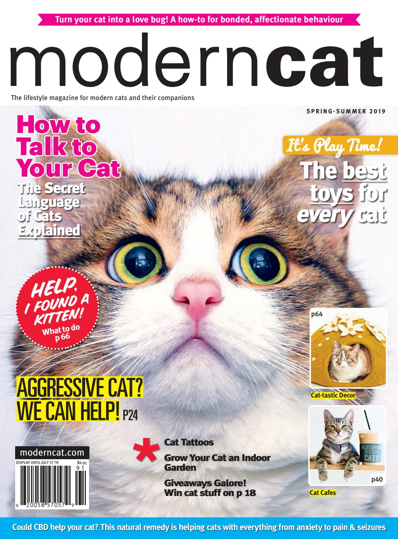 Modern Cat Spring/Summer 2019 by Modern Cat Magazine - issuu