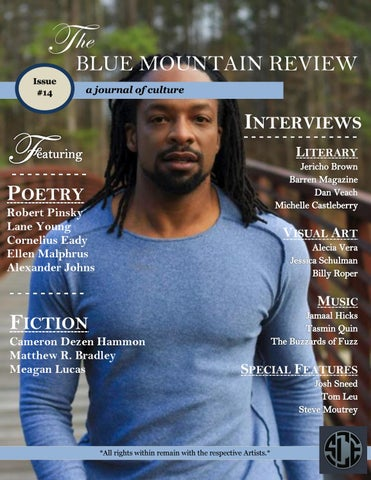 e39f9ce30d67 The Blue Mountain Review Issue 14 by CollectiveMedia - issuu