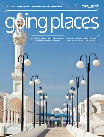 Going Places May 2019 by Spafax Malaysia - issuu