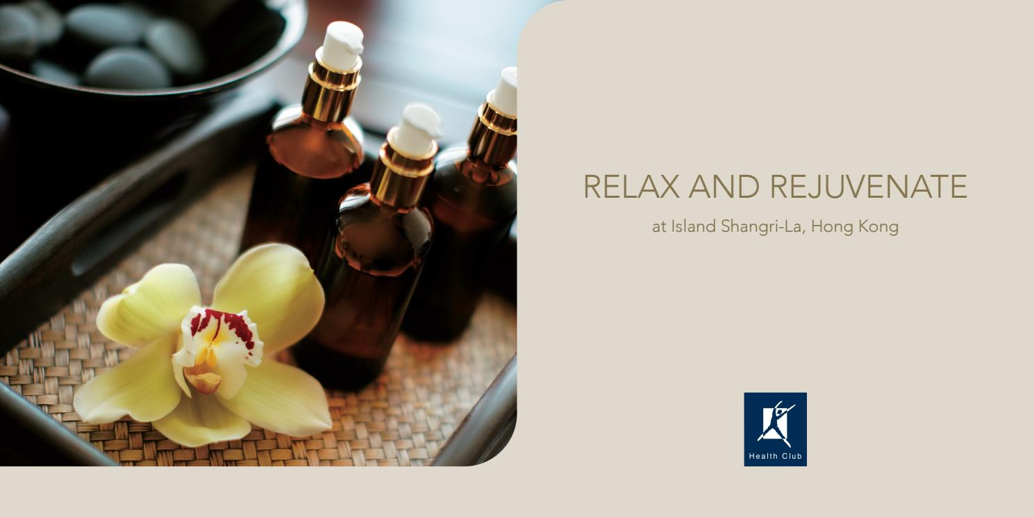 Health Club E-brochure by Island Shangri-La, Hong Kong - issuu