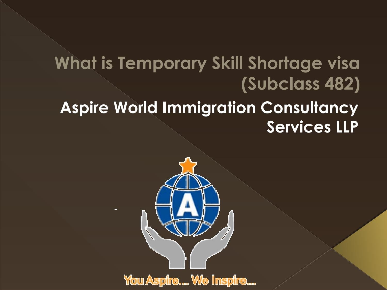 Temporary Skill Shortage visa (Subclass 482) | Best