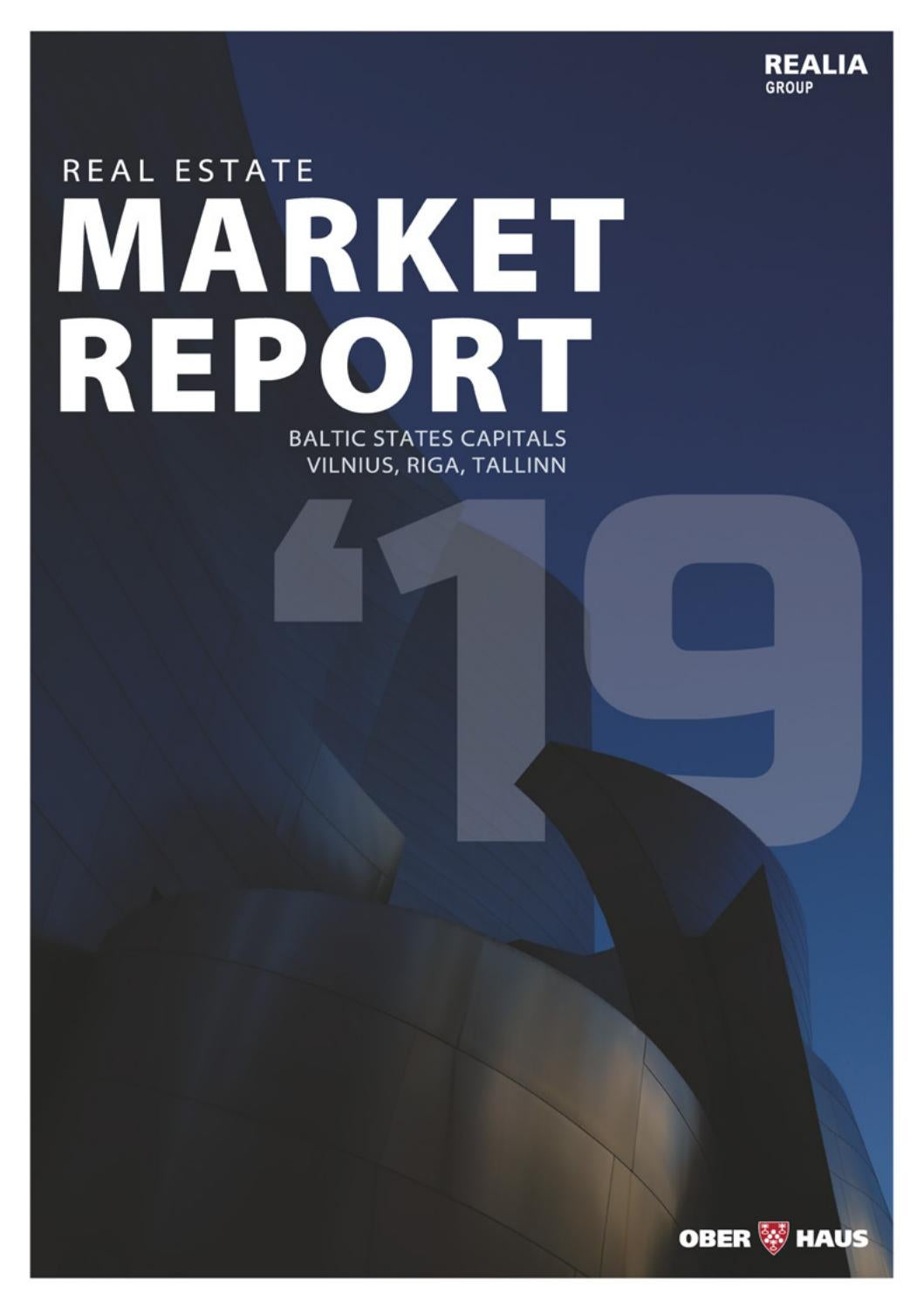 Ober-Haus Real Estate Market Report 2019 by Ober-Haus - issuu