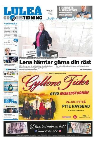 Luleå Gratistidning vecka 18, 2019 by Svenska