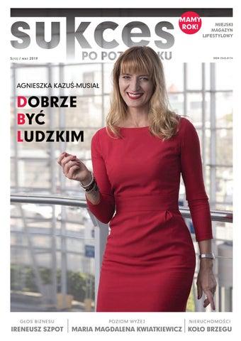 d30c6af7b524 Sukces po poznańsku maj2019 by joanna.synoradzka - issuu