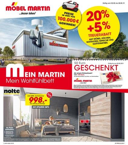 Möbel Martin 02052019 By Saarbrücker Verlagsservice Gmbh Issuu