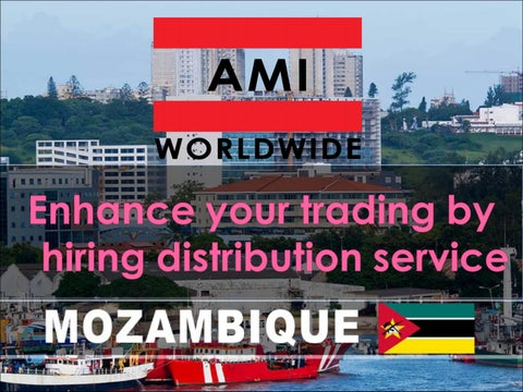 Enhance your trading by hiring distribution service by AMI