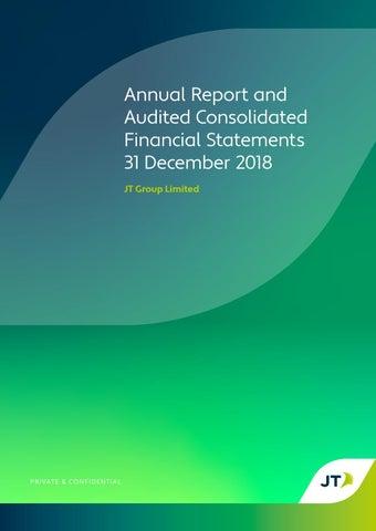 JT Financial Statement 2018 by JT - issuu